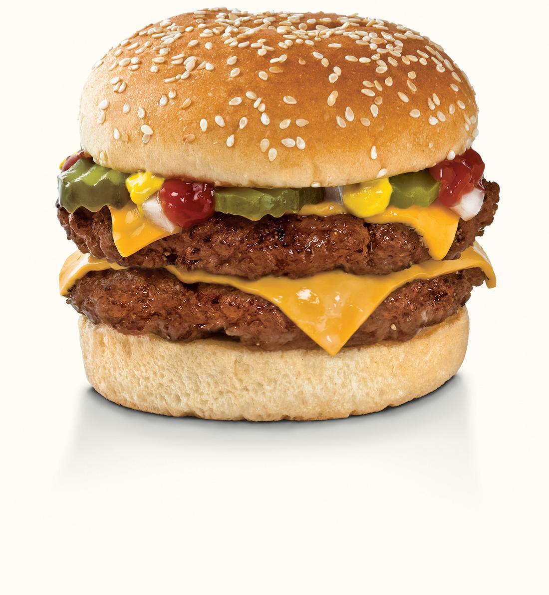 Double Cheeseburger Runza