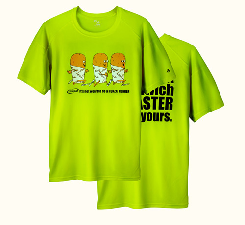 Runza® Runner Shirt