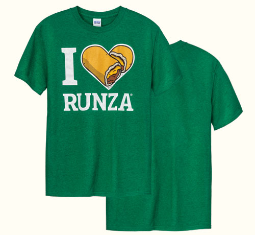 I Heart Runza® T-Shirt
