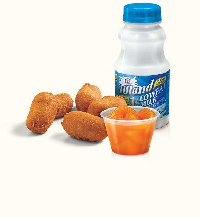 Mini Corn Dogs Kids Meal