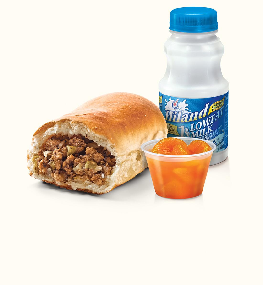 Original Runza® Sandwich Kids Meal