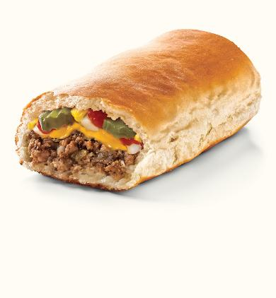 Cheeseburger Runza® Sandwich