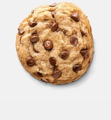 $1 Chocolate Chip Cookie