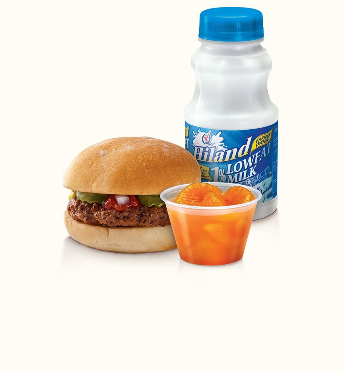Jr. Burger Kids Meal