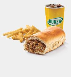 Original Runza® Sandwich Meal