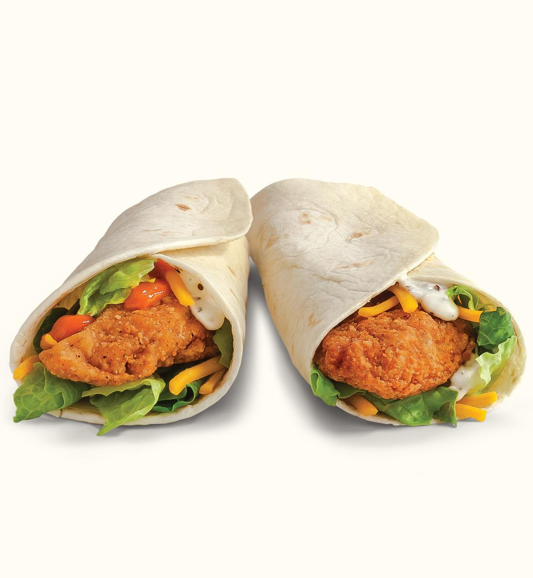 Jr. Chicken Wraps